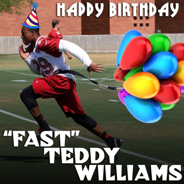 Teddy-Bday