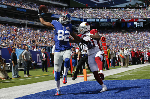 Rueben Randle, Patrick Peterson
