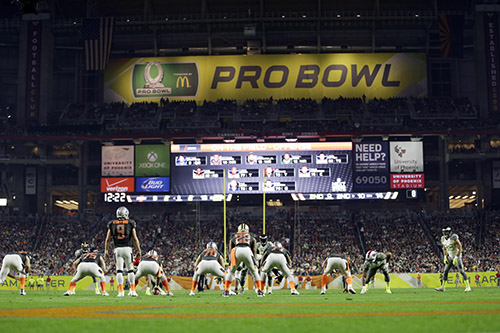 Pro Bowl Football