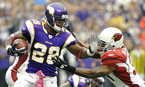 Adrian Peterson, Richard Marshall