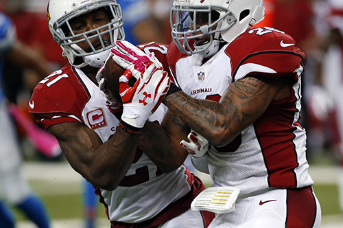 Rashad Johnson, Patrick Peterson